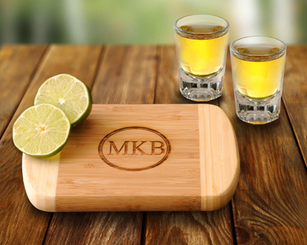 Personalized Bar Board   8 Personalized Bridesmaid Gifts   My Wedding Favors