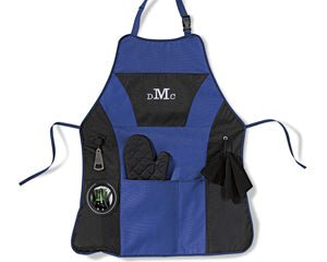 Personalized Groomsmen Gifts: Grilling Apron