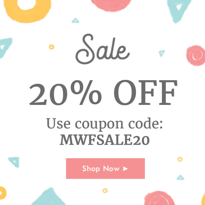 My Wedding Favors Banner Coupon 20% Off Sitewide!