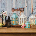 Decorative Lanterns - Light up your soiree while adding a touch of chic to your décor.