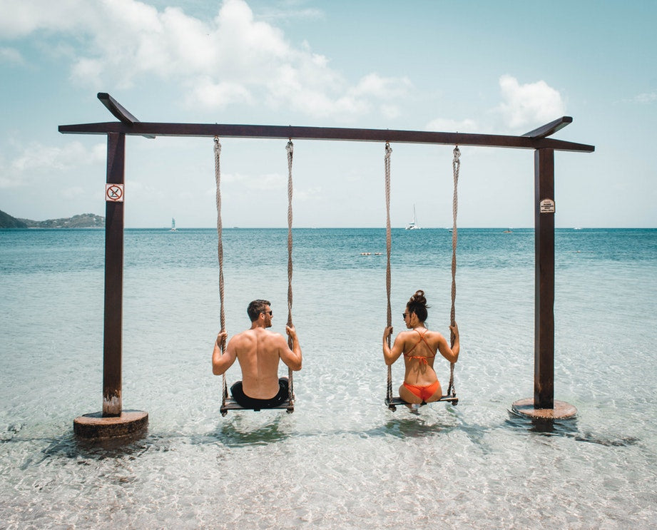 Honeymoon Destinations: Saint Lucia | 5 Romantic Honeymoon Destinations for 2019 | My Wedding Favors