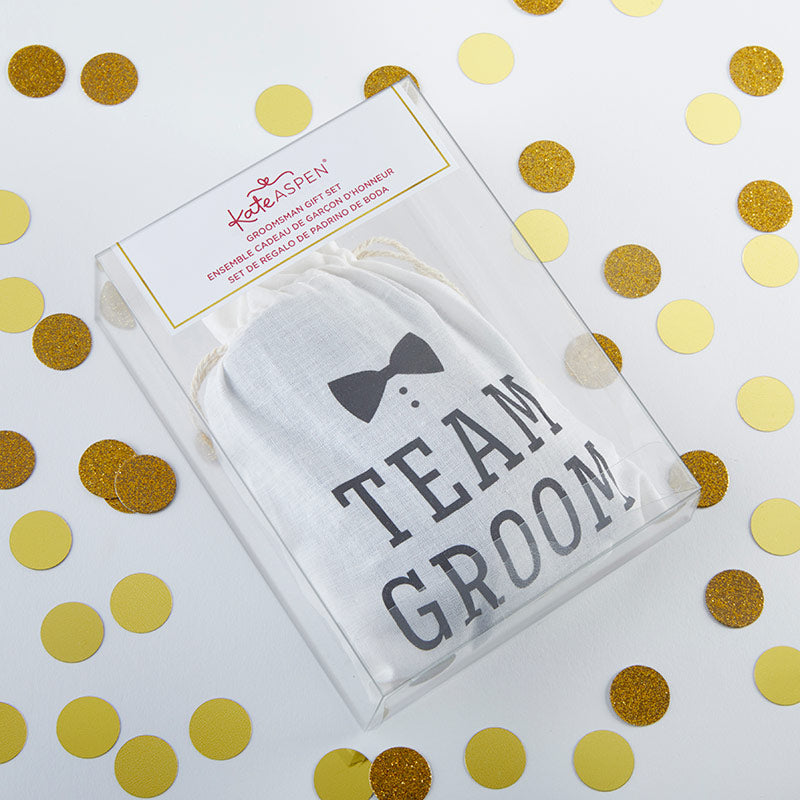 Team Groom Gift Set