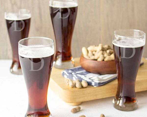 Pilsner Glass Set (Set of 4)