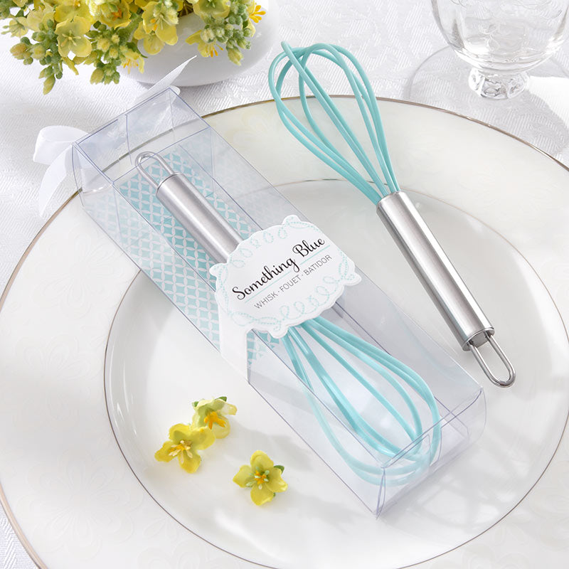 Something Blue Kitchen Whisk Bridal Shower Favor