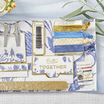 Blue Willow Wedding Survival Kit