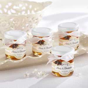 Personalized Meant to Bee 1.75 oz. Clover Honey