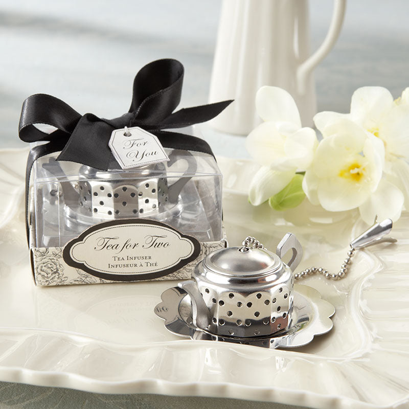 Teapot Tea Infuser - Bridal Shower Favor