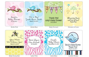 Personalized Baby Mango Margarita Drink Mix Favors (Many Designs Available)