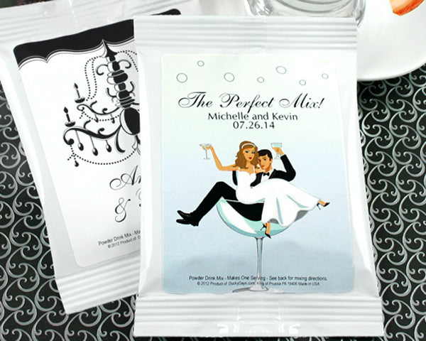Personalized Cosmopolitan Favors (Many Designs Available) | My Wedding Favors