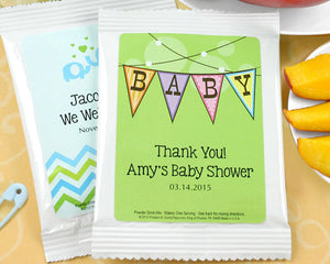 Personalized Baby Mango Margarita Favors (Many Designs Available) | My Wedding Favors