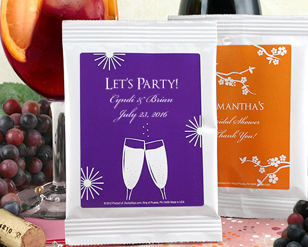 Personalized Sangria Drink Mix (Many Designs Available)