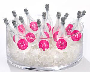 Load image into Gallery viewer, Personalized Bubble Bottles (set of 24)