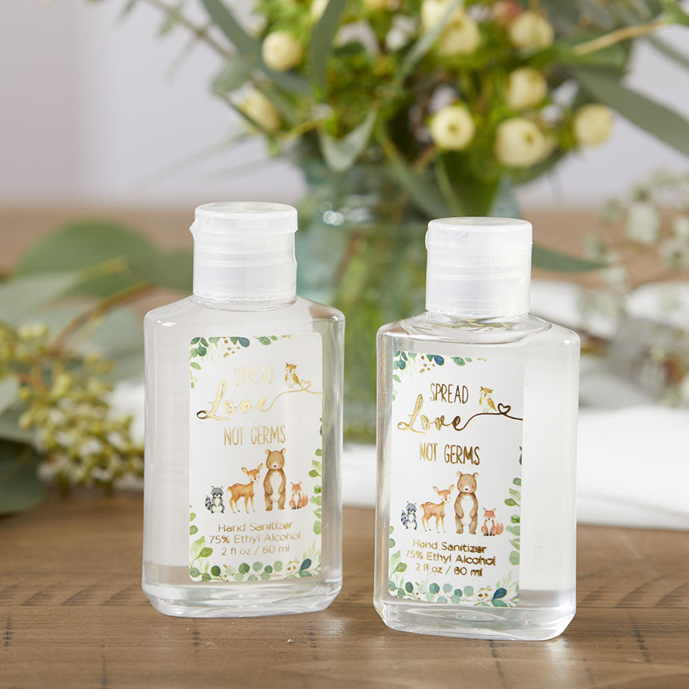 Woodland Baby 2 oz. Hand Sanitizer (Set of 12)