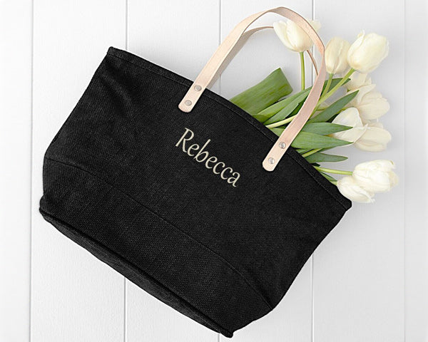 Nantucket Tote (Multiple Colors Available) (Personalization Available)