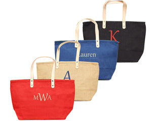 Load image into Gallery viewer, Nantucket Tote (Multiple Colors Available) (Personalization Available)