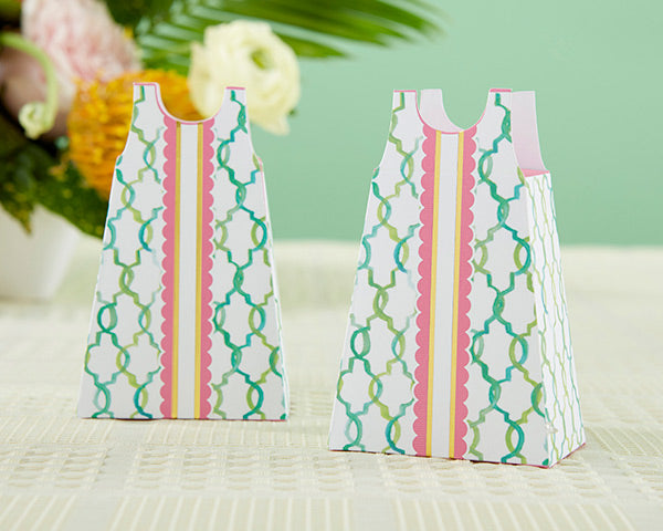 Sundress Favor Box (Set of 12)