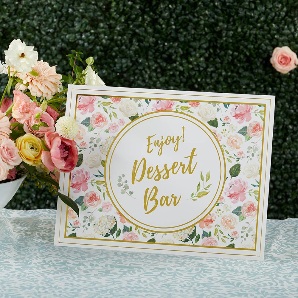 Floral Brunch Party Kit