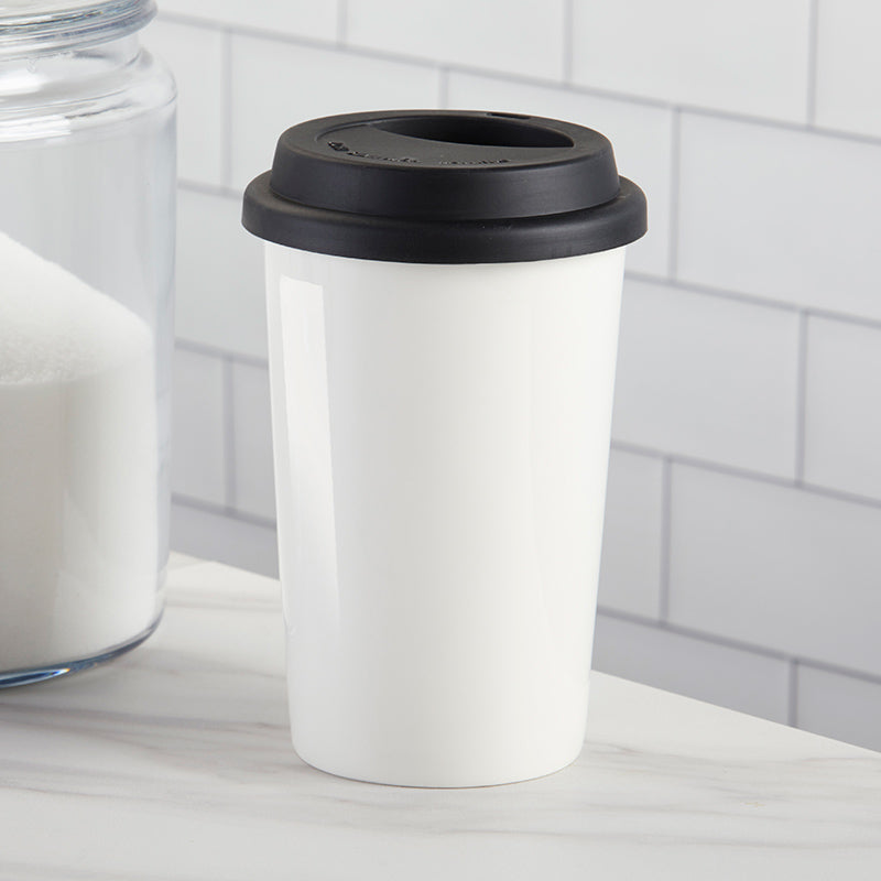 DIY 15 oz. Ceramic Travel Mug