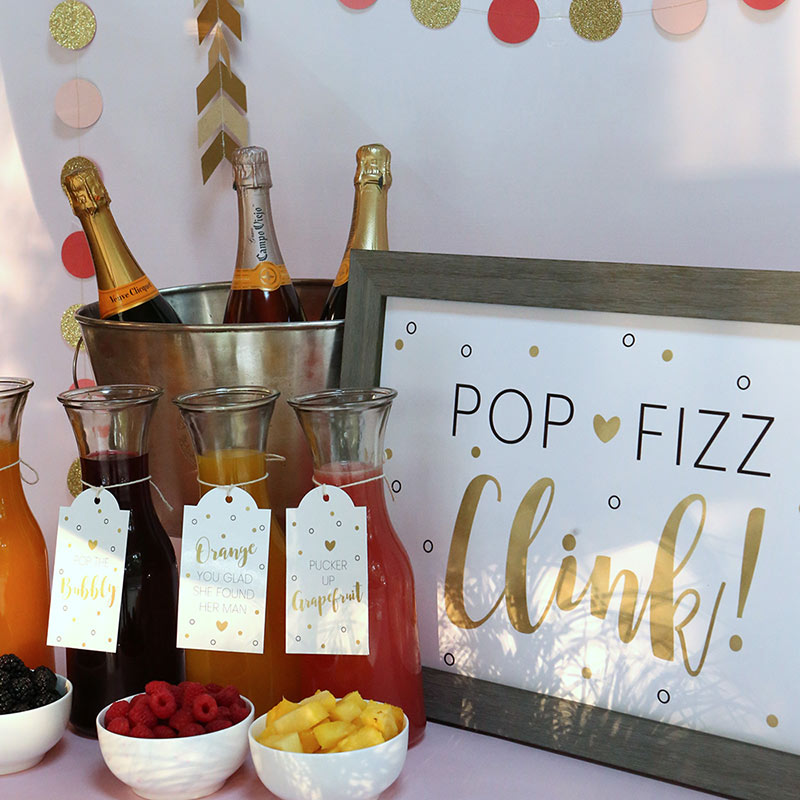 Load image into Gallery viewer, Mimosa Bar Classic 10-Piece Kit