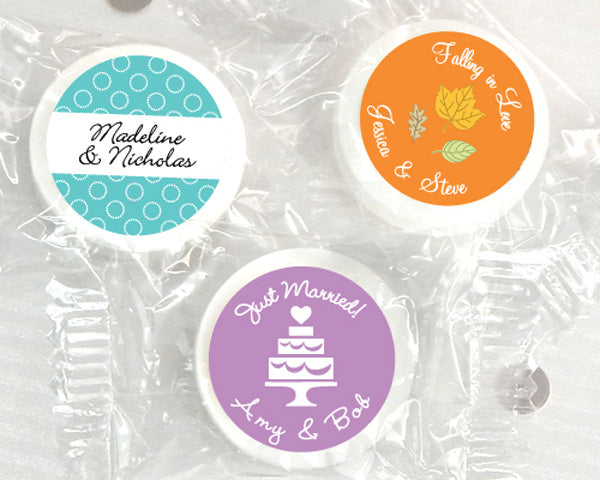Personalized Life Savers Mints - Exclusive Designs