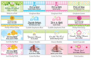 Load image into Gallery viewer, Baby Shower Breath Savers Mint Rolls