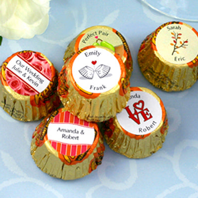 Personalized Hershey's Reese's (Many Designs Available) | My Wedding Favors
