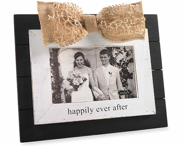 Happily Ever After Distressed 8x10 Frame