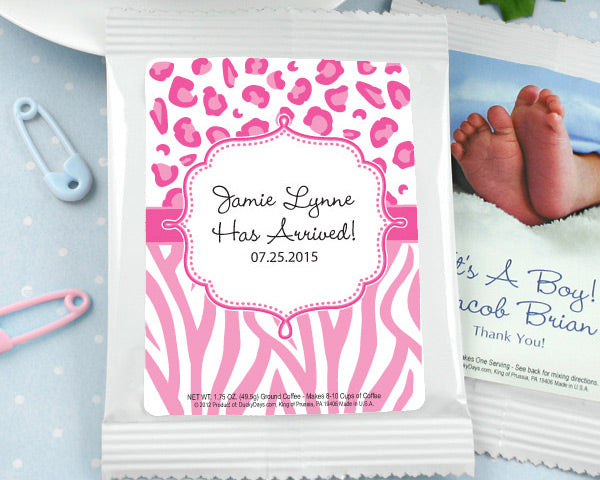 Personalized Baby Lemonade Favors (Many Designs Available) | My Wedding Favors