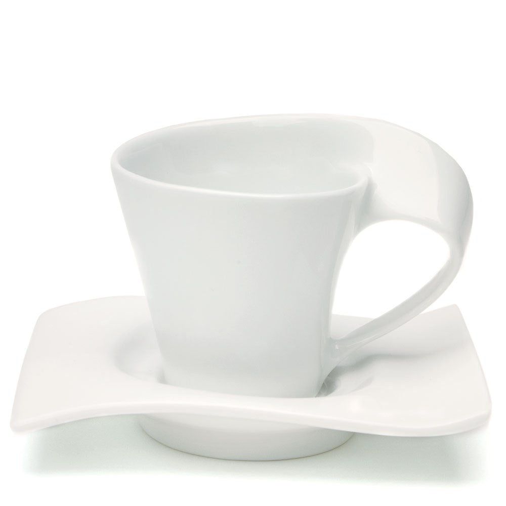 SWISH Cup & Saucer (Set of 4)