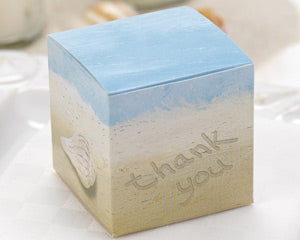Seaside Jewels Favor Box (Set of 25)