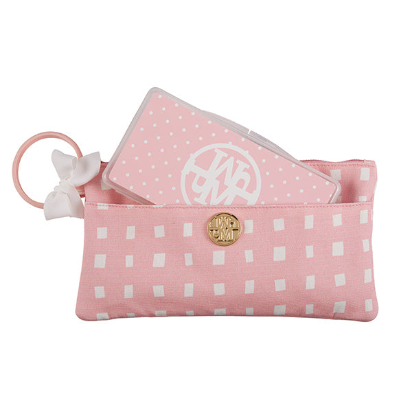 Load image into Gallery viewer, Pink Bangle Clutch Bag