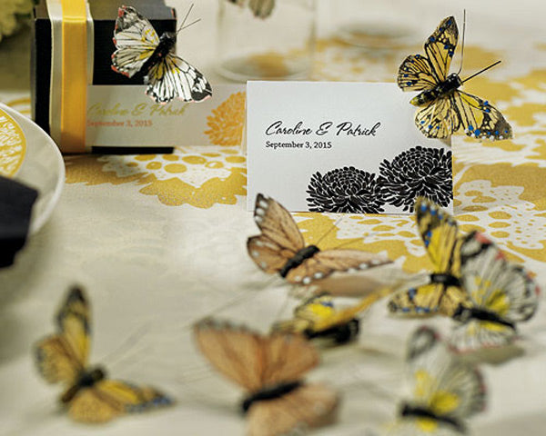 Beautiful Butterfly Decorative Set (Multiple Colors Available)