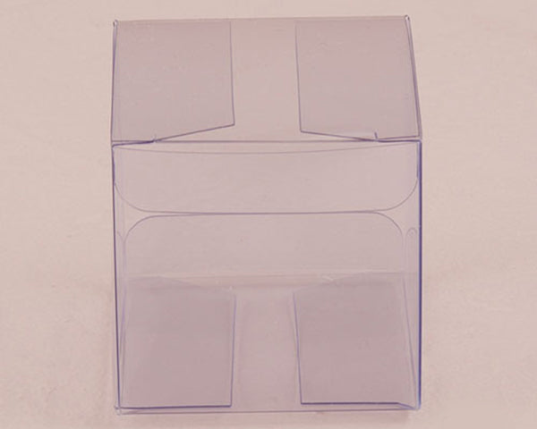 Load image into Gallery viewer, Transparent Acetate Cube Favor Box