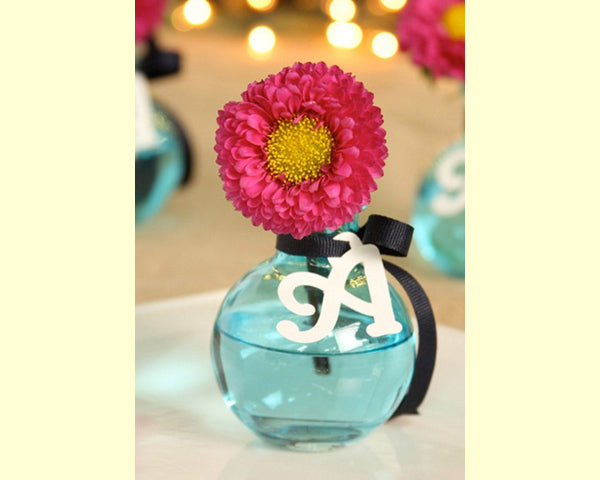 Bud Vase Favors (Set of 5) (Multiple Colors Available)