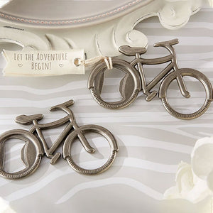 Let's Go On an Adventure Bicycle Bottle Opener