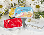 Wedding Personalized Mint Tins (Exclusive Designs) - Large