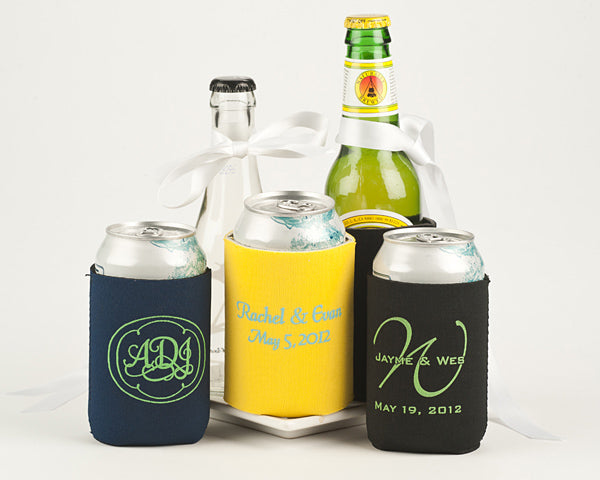 Personalized Collapsible Drink Sleeve (Many Designs Available)