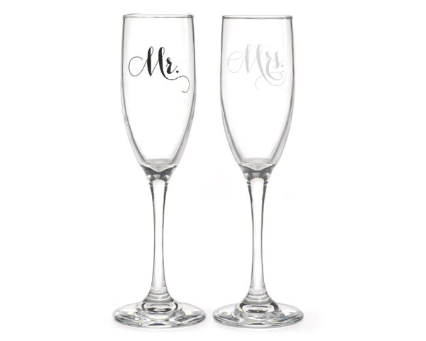 Mr. & Mrs. Elegant Flutes