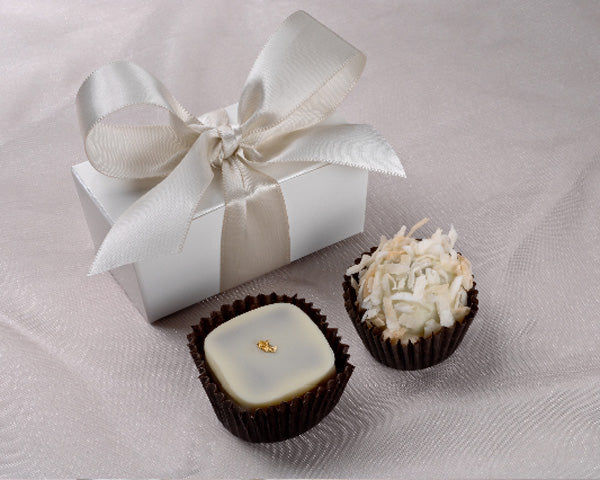 Artisan Chocolate Favor Box