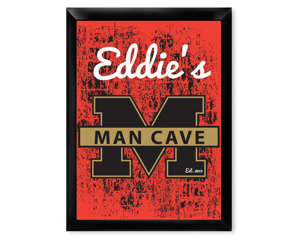 Man Cave Pub & Tavern Signs (Multiple Designs Available)