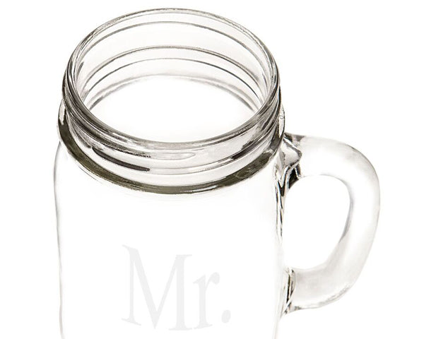Same Sex Old Fashioned Drinking Jar Set