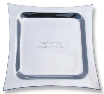 The Metropolitan Engravable Tray (Personalization Available)