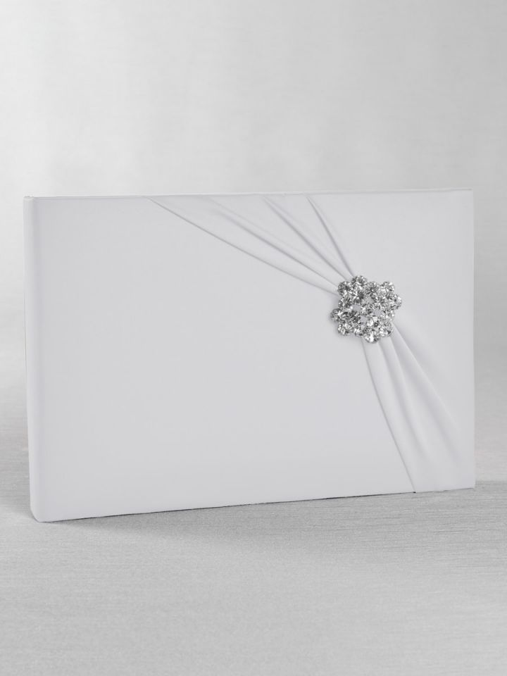 Garbo Guest Book (Available in Multiple Colors)