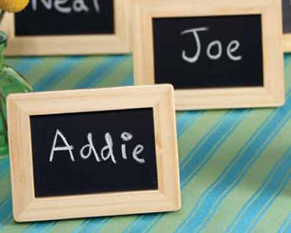 Small Chalkboard Frame (Set of 5)