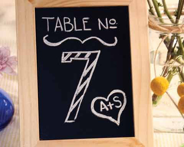 Large Chalkboard Frame (Set of 2)