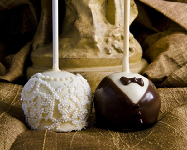 Sweet Companions Bride and Groom Gourmet Brownie Favors