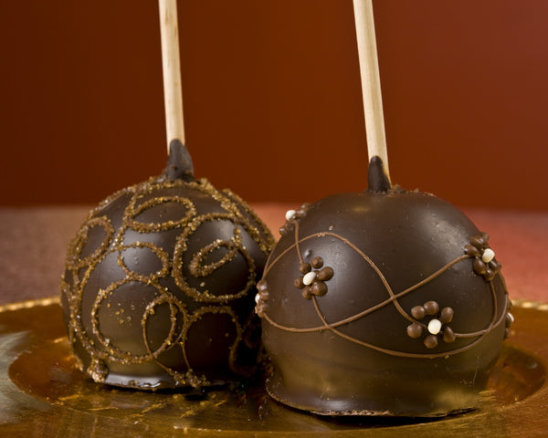 Chocolate Bliss Decadent Chocolate Apples