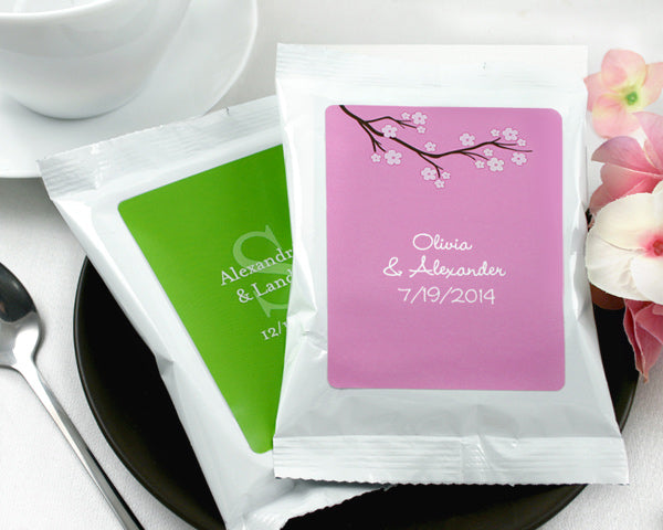 Personalized Coffee Favors (Many Designs Available)
