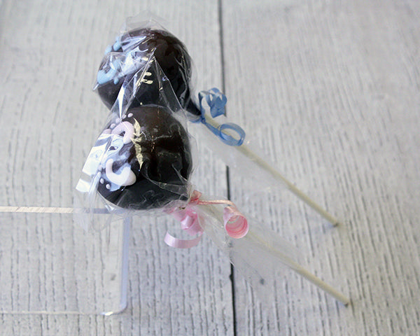 Load image into Gallery viewer, Baby Feet Cake Pop Favors