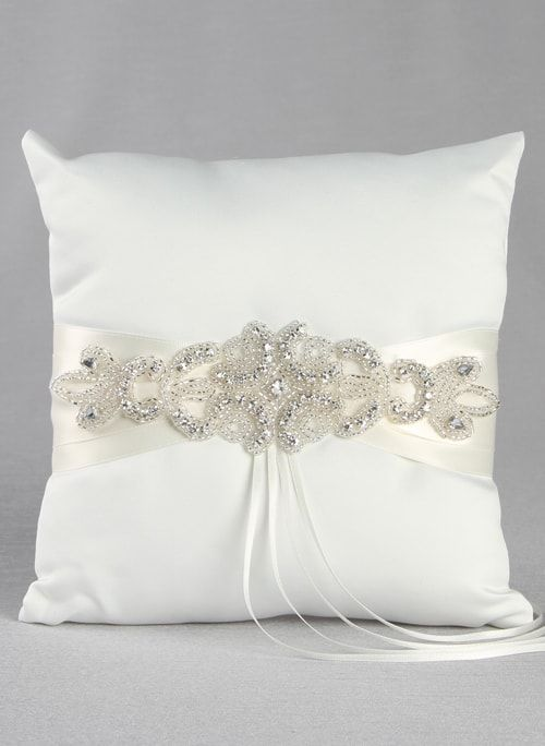 Adriana Ring Pillow (Available in Multiple Colors)